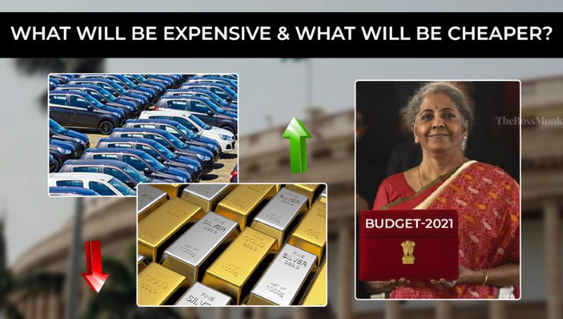 What will be expensive & what will be cheaper - budget 2021