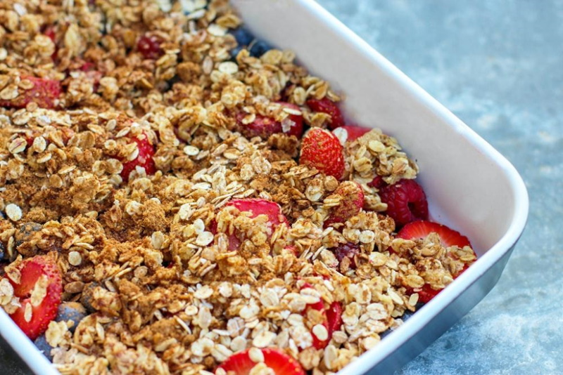 Whole Grains for Mental health