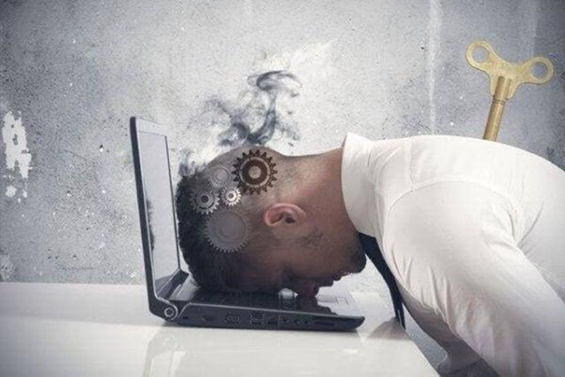 depression caused by technologies
