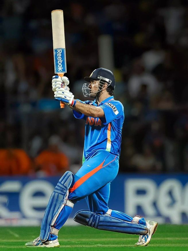 Every innings of MS Dhoni can be related to Warren Buffet's wealth