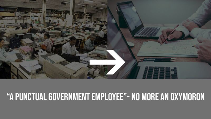 Govt employees will become punctual