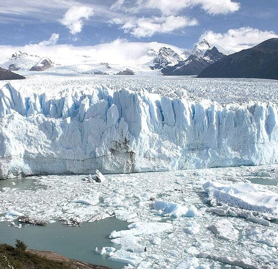 Our Glaciers are dying