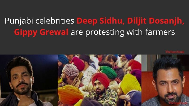 Why Punjabi celebrities are protesting with the farmers