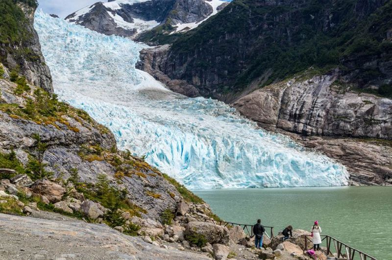 Without Glaciers we can not store water