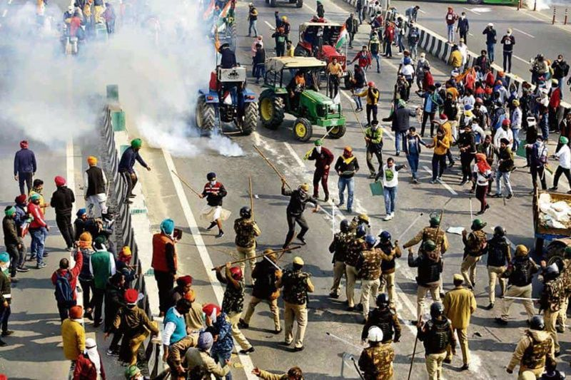 things went deadly wrong in Farmers Protest