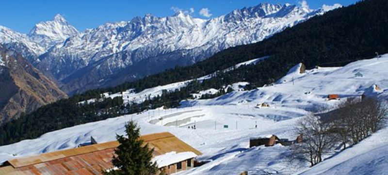 Auli - A Trip to the Skiing Paradise of Garhwal