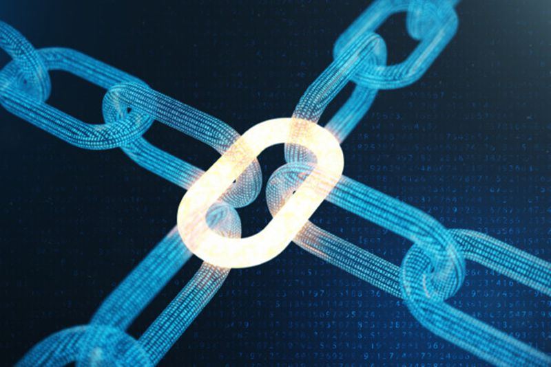 Cryptocurrency built over an existing chain