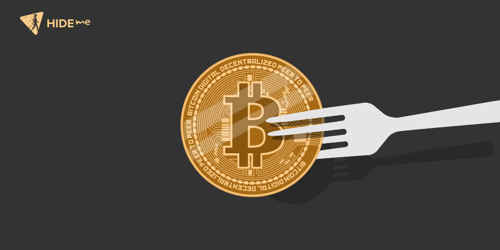 Fork cryptocurrency