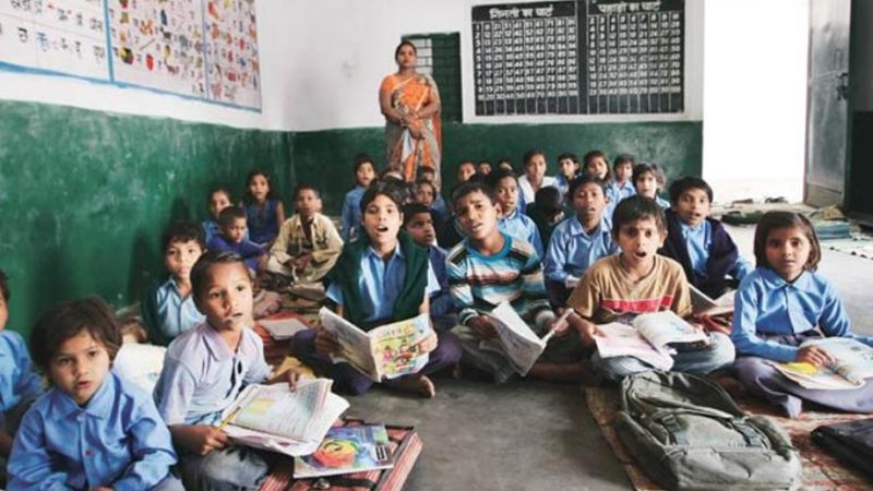 Gujarat spends less than 2 per cent of its income on education