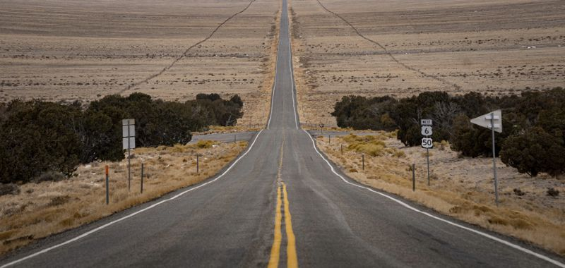 It's A Long Road That Will Definitely Lead You To Your Vision