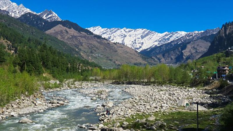 Manali - the Valley of the Gods