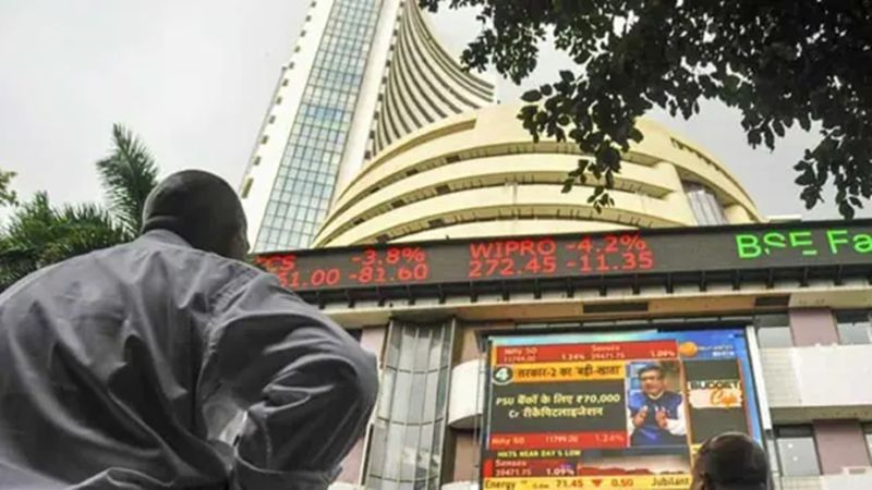 Sensex, an indicator of the top 30 Indian stocks, has grown by 16 per cent