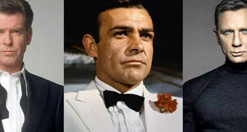 The Credit Goes to James Bond's Movies