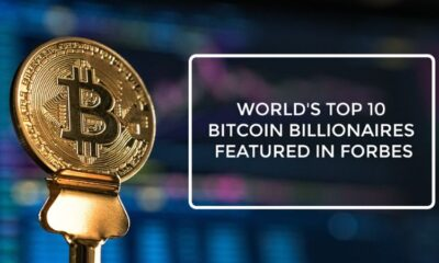 Top 10 Bitcoin Billionaires Featured in Forbes